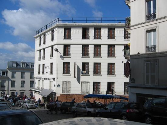 Hotel Bouquet de Montmartre