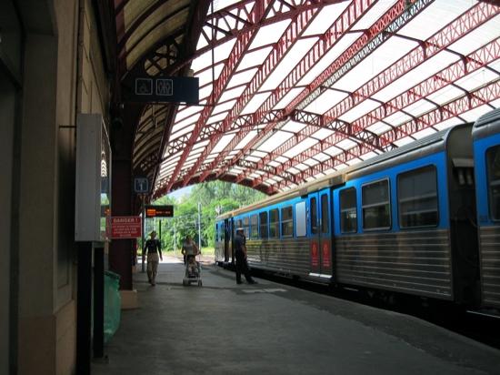 Gare de Foix