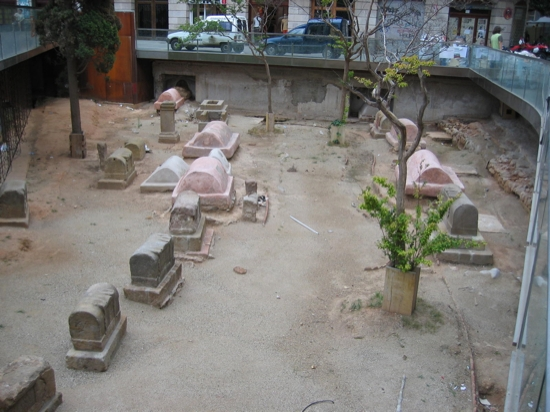 Roman Gravesite
