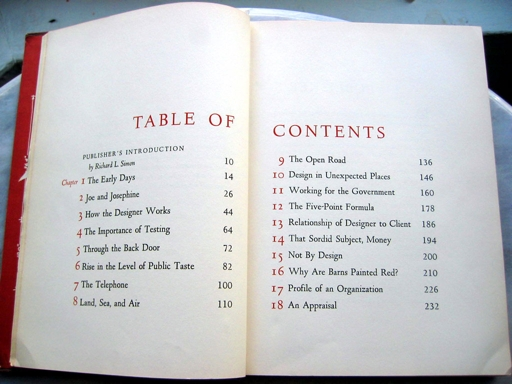 Designing for People Table of Contents