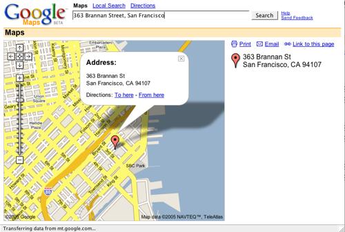 Maps Address-2