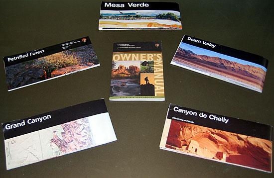 NPS Brochures