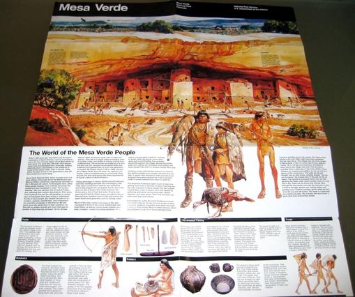 Mesa Verde brochure