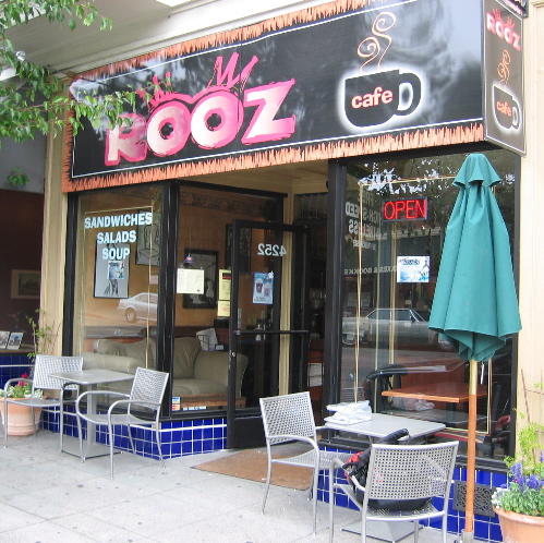 Rooz Cafe